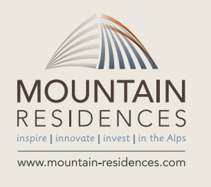 Logo mountain residences